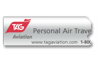 TAG Aviation Animated gif Banners