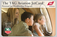 TAG Aviation Postcard Suite