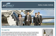 Wayfarer and JetDirect Aviation Email Suites